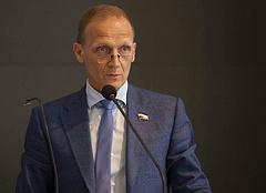 Глава Союза биатлонистов России Владимир Драчев