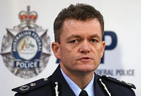 Глава федеральной полиции Эндрю Колвин