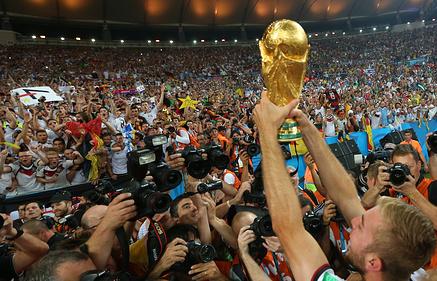 Чемпионство сборной Германии и еще 13 главных событий ЧМ-2014 в Бразилии