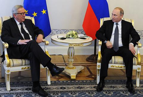 """ПМЭФ-2016 стал площадкой для зарождения """"новой нормальности"""" между Россией и ЕС"""