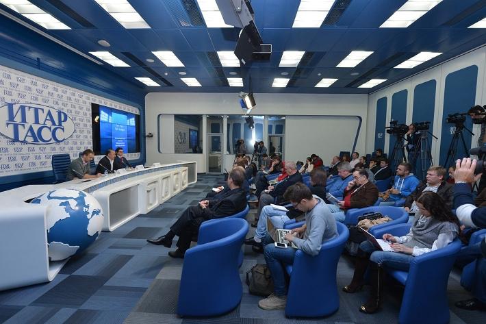 Пресс-конференция ОФЛ в ИТАР-ТАСС
