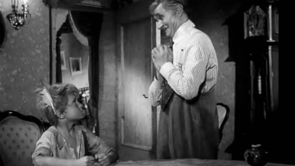 """К/ф """"Деловые люди. Вождь краснокожих"""". В роли папаши Дорсетта. 1962 год. Стоп-кадр video.yandex.ru/vader76"""