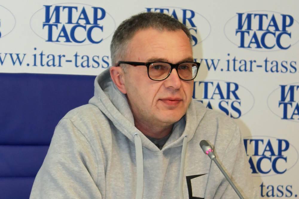 """Олег Ракович, главный редактор телеканала """"Соль"""""""