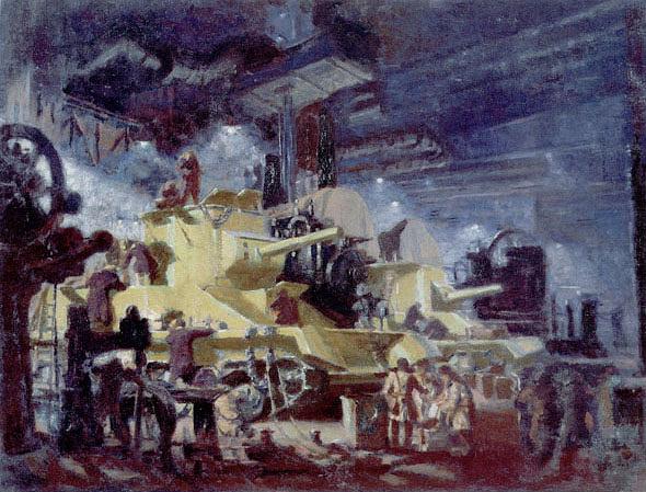 """Срочный заказ для фронта"". 1942 г."