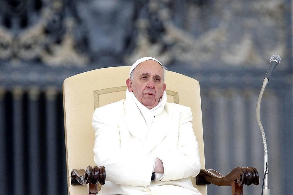 Папа Римский Франциск, Ватикан, Италия