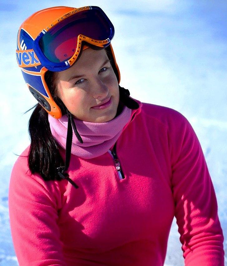 Мария Комиссарова,ски-кросс