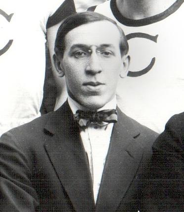 Николай Штиглиц - легкоатлет, врач, журналист,один из основателей РОК.
