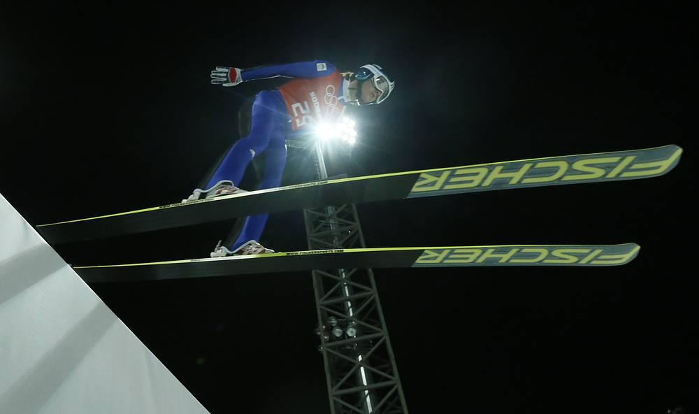 Немецкая спортсменка Карина Фогт