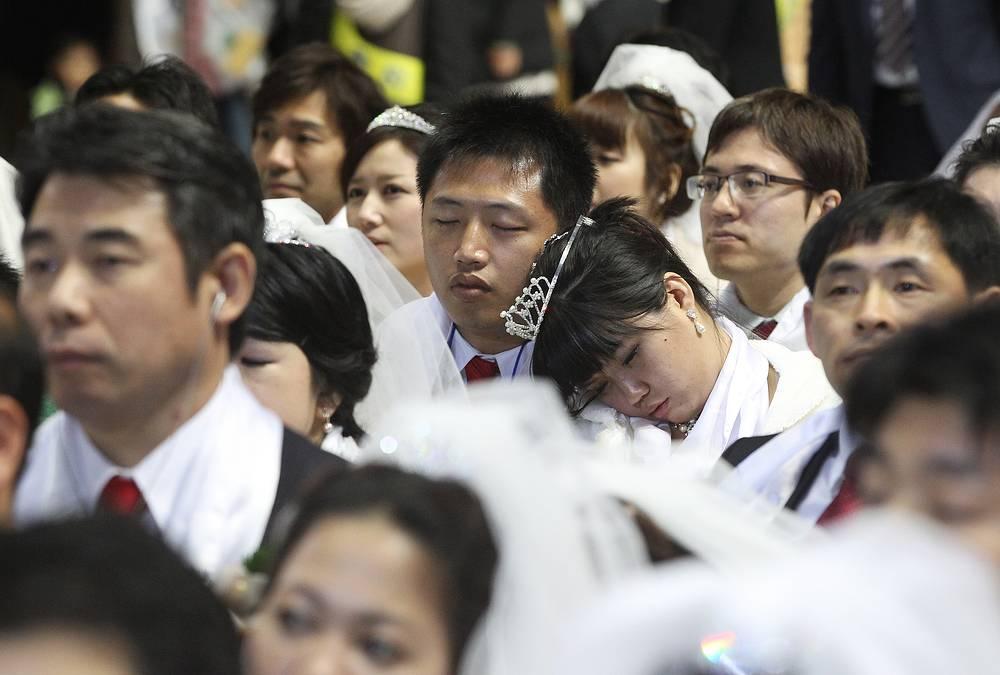 Прихожане церкви могут обратиться к руководству с просьбой подобрать им супругов