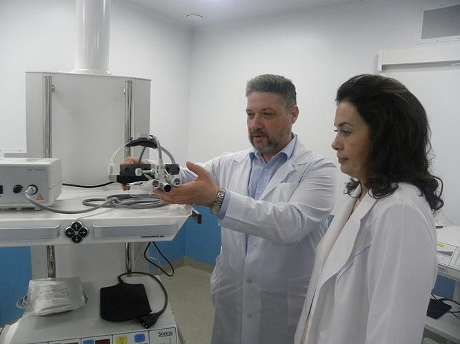 В едином центре детской нейрохирургии в Перми
