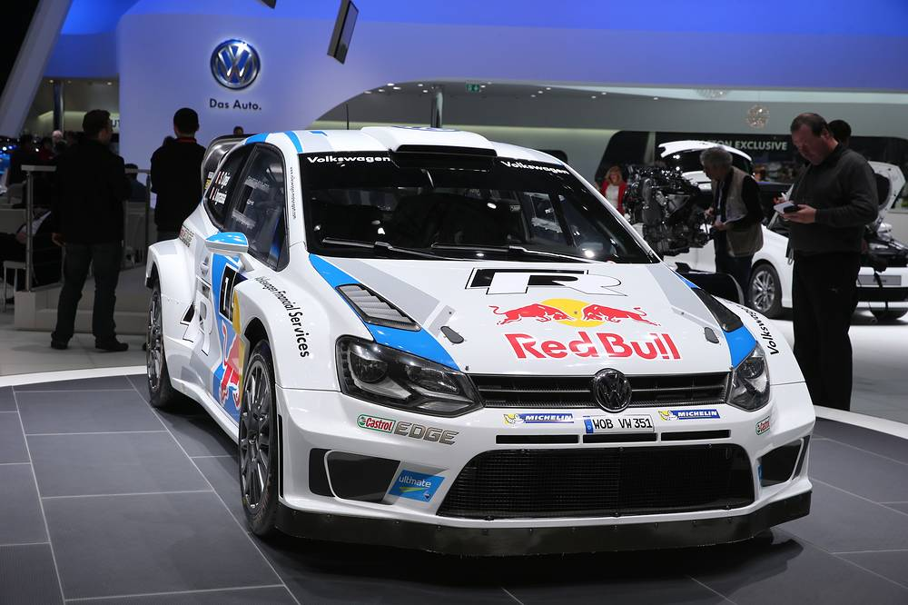 VW polo-r WRC