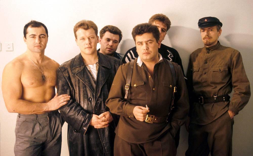 "Группа ""Любэ"". 1990 год"