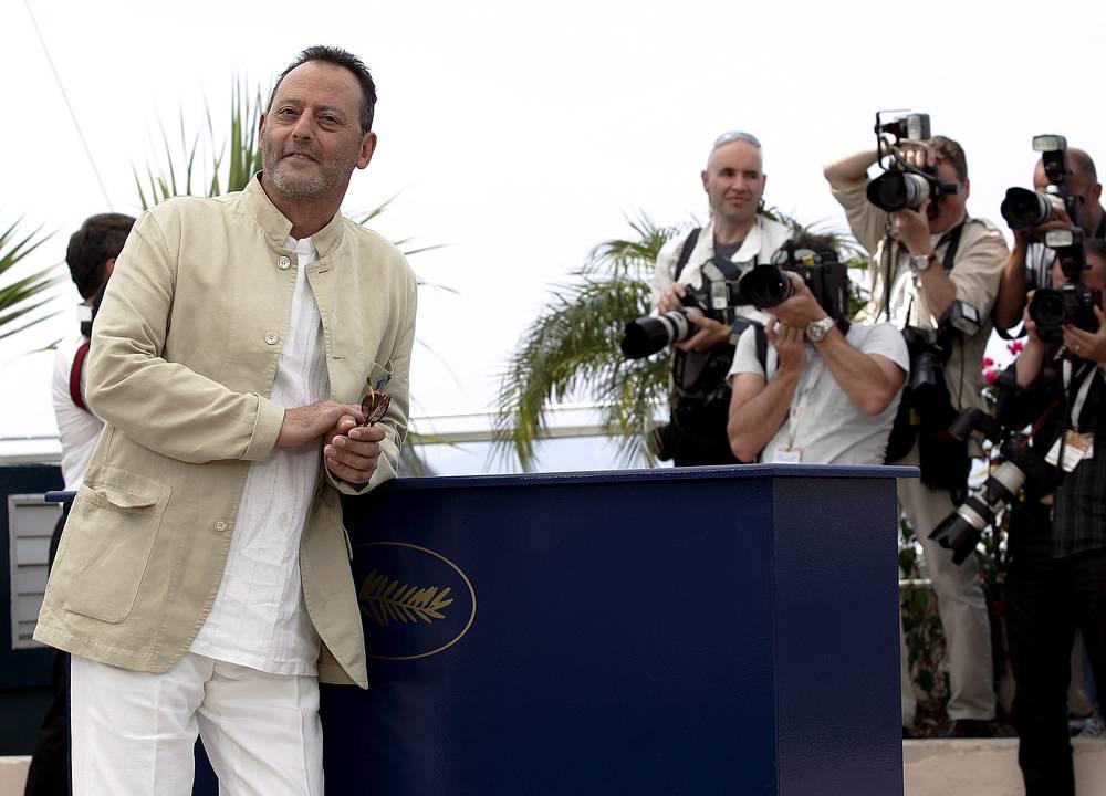 """Фильм """"Леон"""", снятый режиссером по своему сценарию в 1994 году, занимает 31-ю строчку в списке """"250 лучших фильмов по версии IMDb. Одну из главных ролей сыграл Жан Рено (на фото)"""