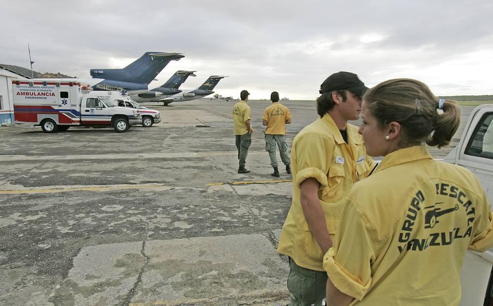 4 января 2008 года в Венесуэле пилот рейсового самолета L-410 сообщил о проблемах с двигателями, после чего перестал выходить на связь