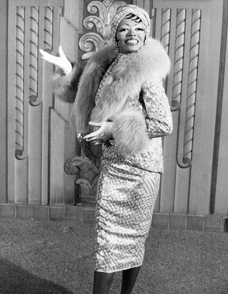 """Тогда же Дайана Росс получила премию """"Золотой глобус"""" в категории """"Самый многообещающий дебют"""". На фото: Дайана Росс в 1977 году"""