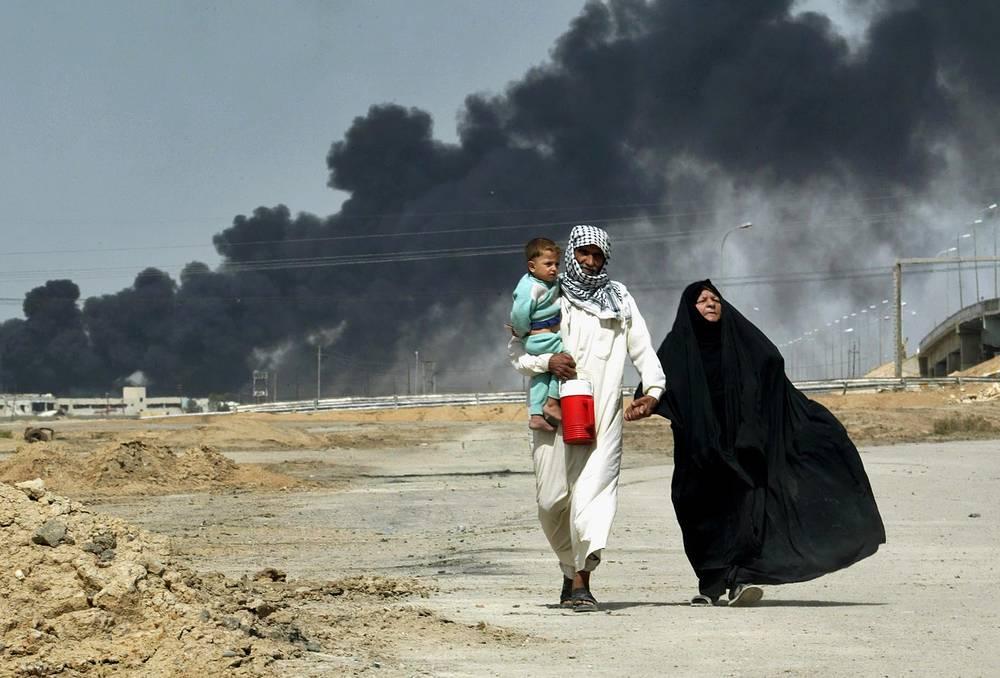 Аня Нидрингхаус освещала вооруженные конфликты в Ираке, Ливии, Афганистане.