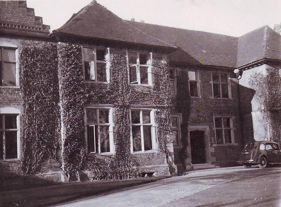 Школа Moreton Hall. Великобритания. 1938 год