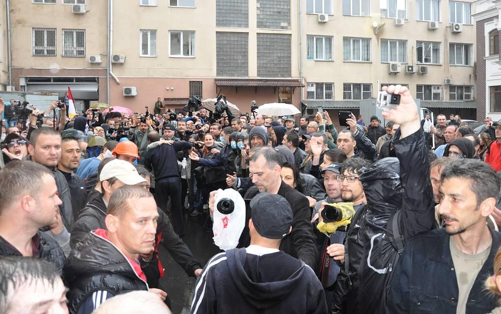 Следственные органы Одессы этапировали 42 манифестанта в СИЗО одной из центральных областей Украины