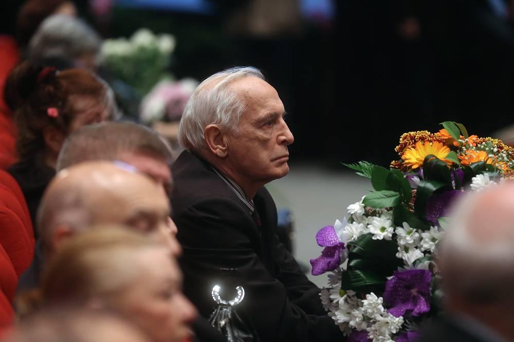 Актер и первый супруг Татьяны Самойловой Василий Лановой