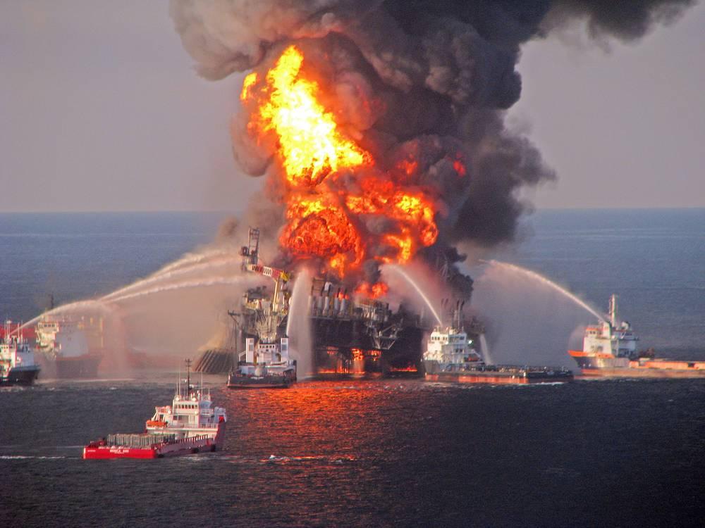 20 апреля 2010 г. в Мексиканском заливе недалеко от побережья американского штата Луизиана произошел взрыв на нефтедобывающей платформе Deepwater Horizon швейцарской компании Transocean Ltd., арендованной британской корпорацией ВР
