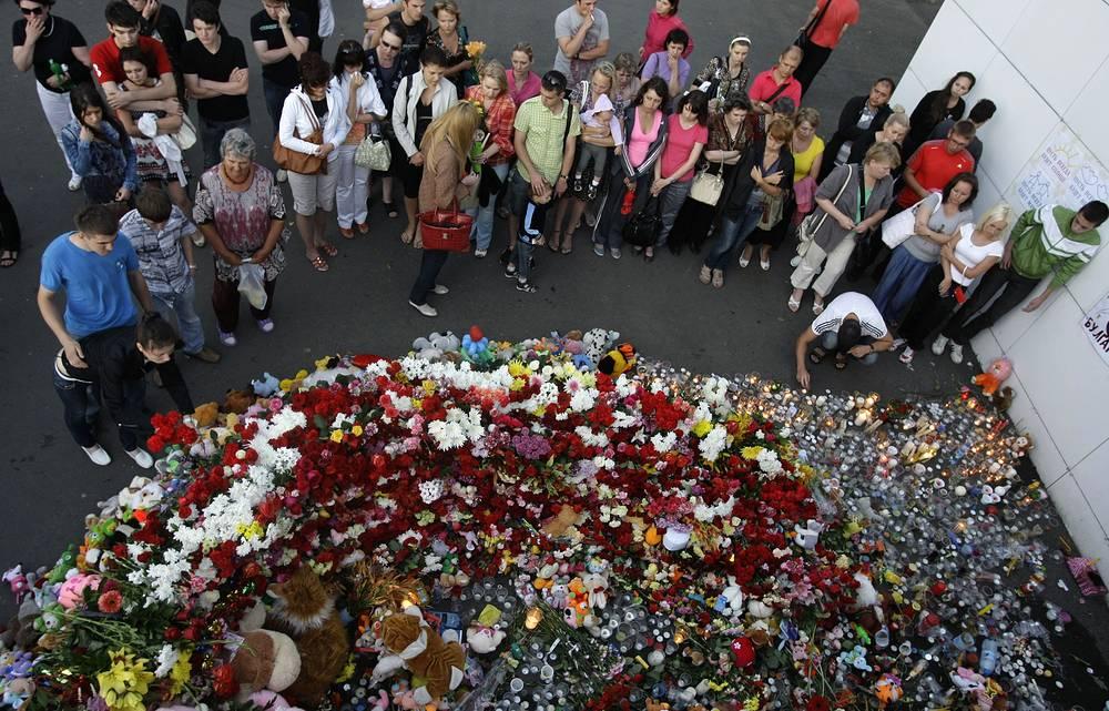 10 июля 2012 года на берегу Волги напротив места, где затонул теплоход, был открыт мемориал в память о жертвах трагедии