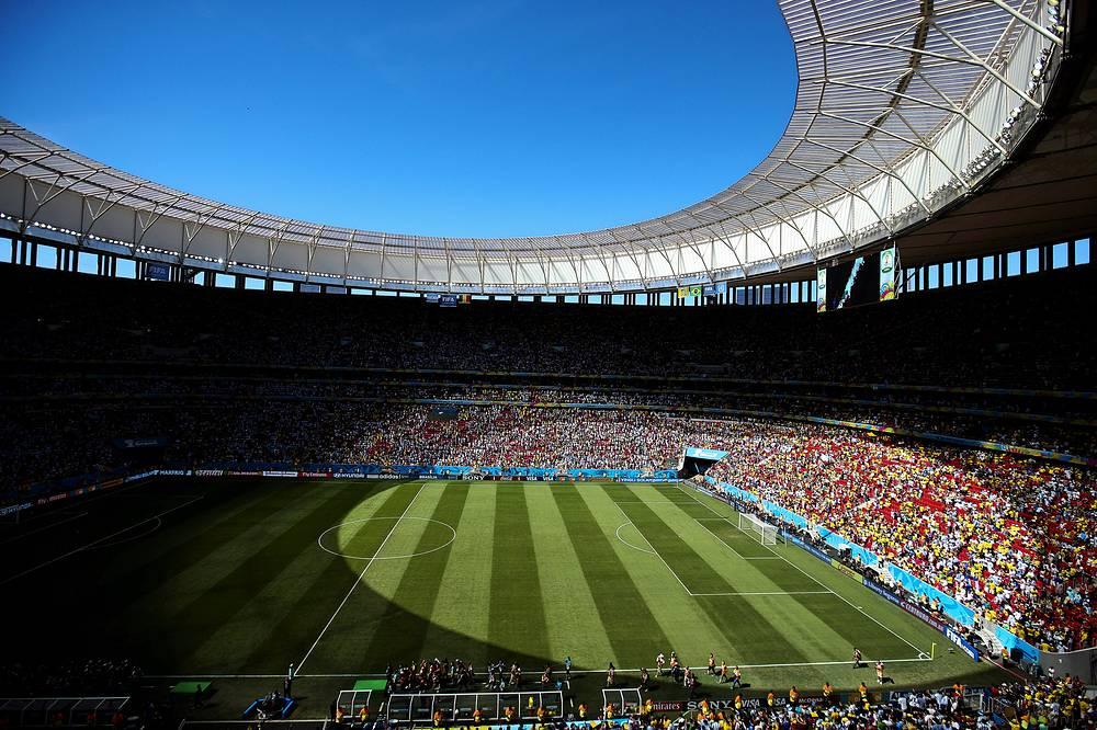 Национальный стадион в Бразилиа