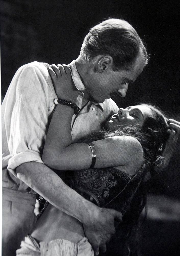 """""""Сад наслаждений"""", 1926 год, 90 мин. Дебютный фильм Альфреда Хичкока"""