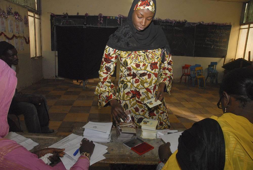 Президентские выборы в Сенегале, 2012 год