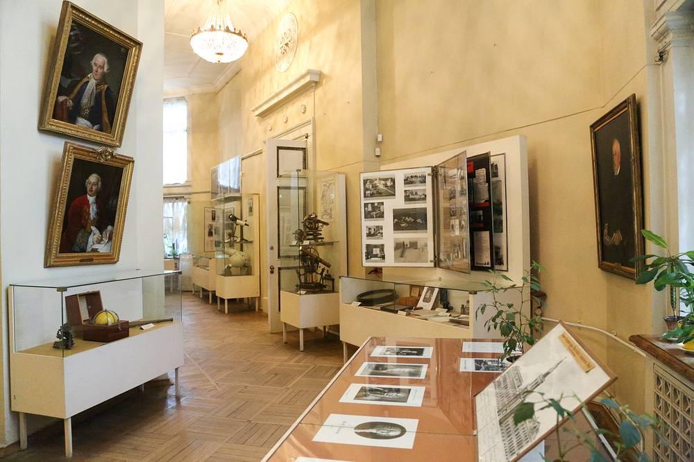 Главный  зал музея