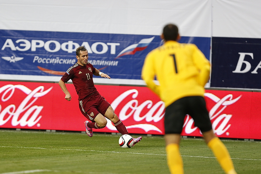 Игнашевич провел свой 101-й матч за сборную