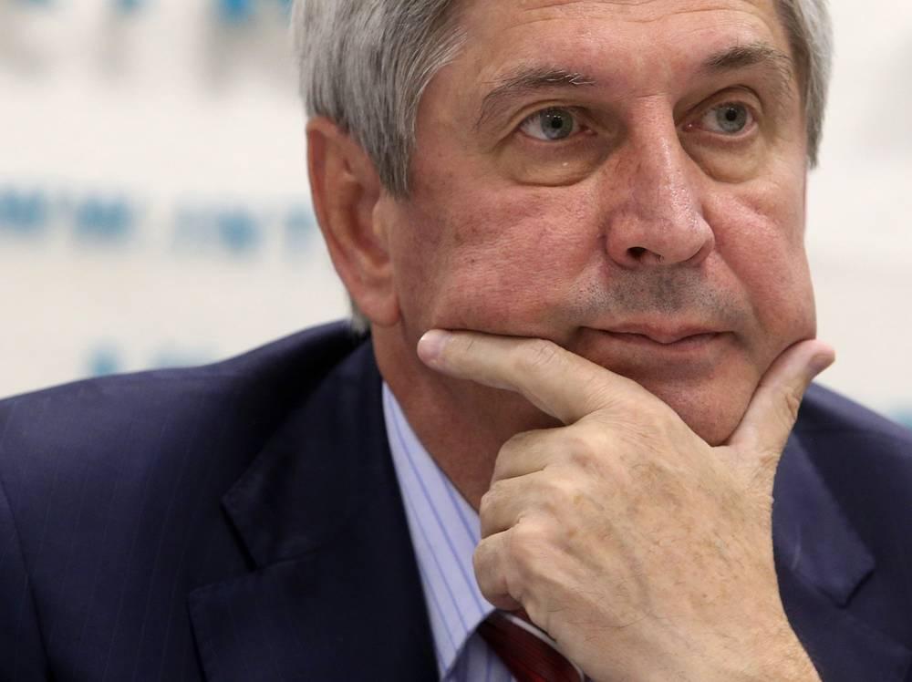 Вице-спикер Госдумы от КПРФ Иван Мельников