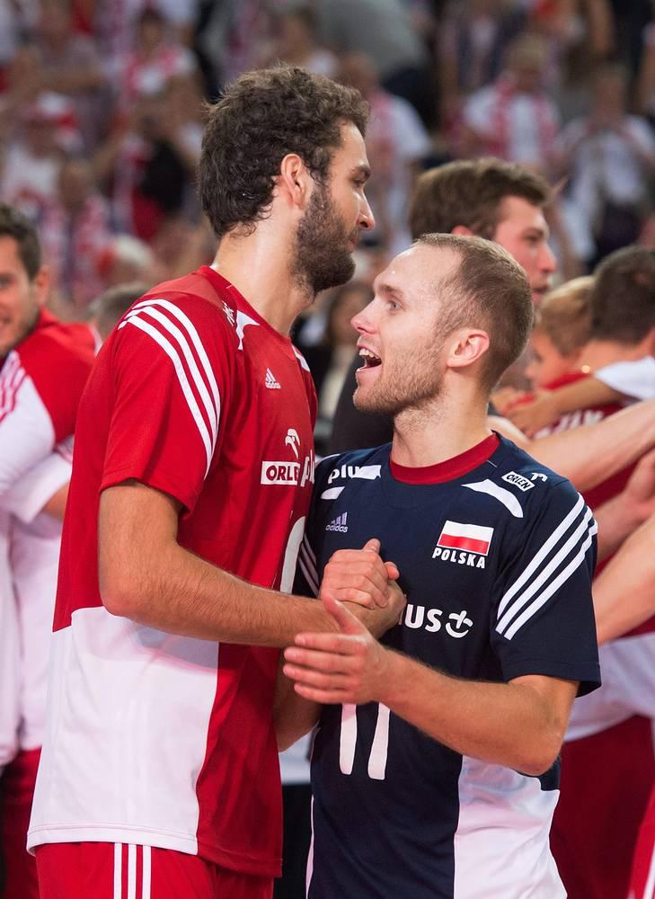 Сборная Польши сыграет в полуфинале мирового первенства
