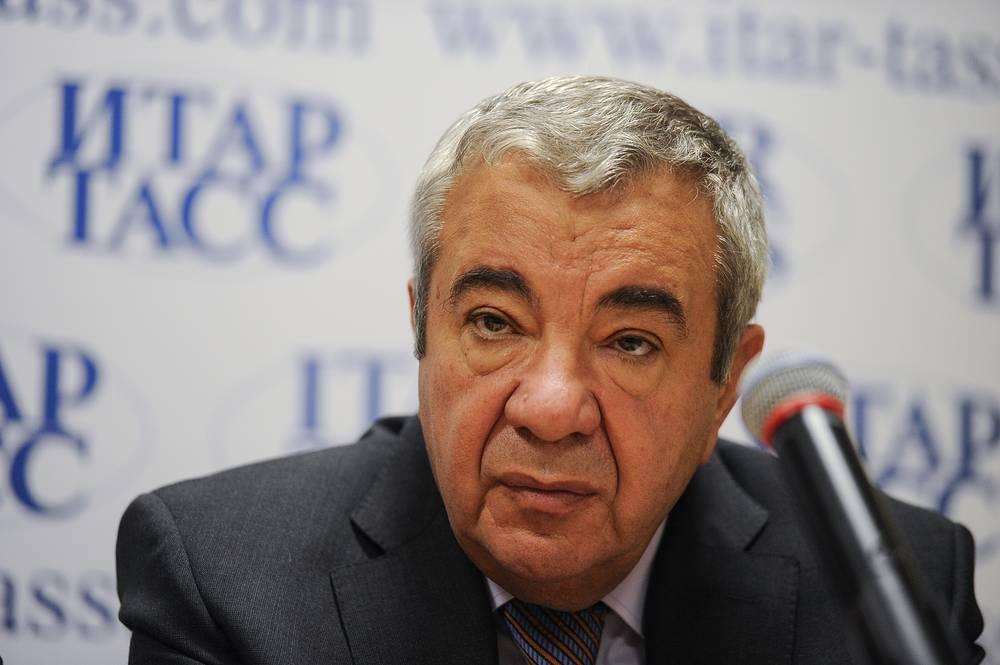 Виктор Радзинский, вице-президент Российского общества акушеров-гинекологов, член Всемирной и Европейской Ассоциаций акушеров-гинекологов