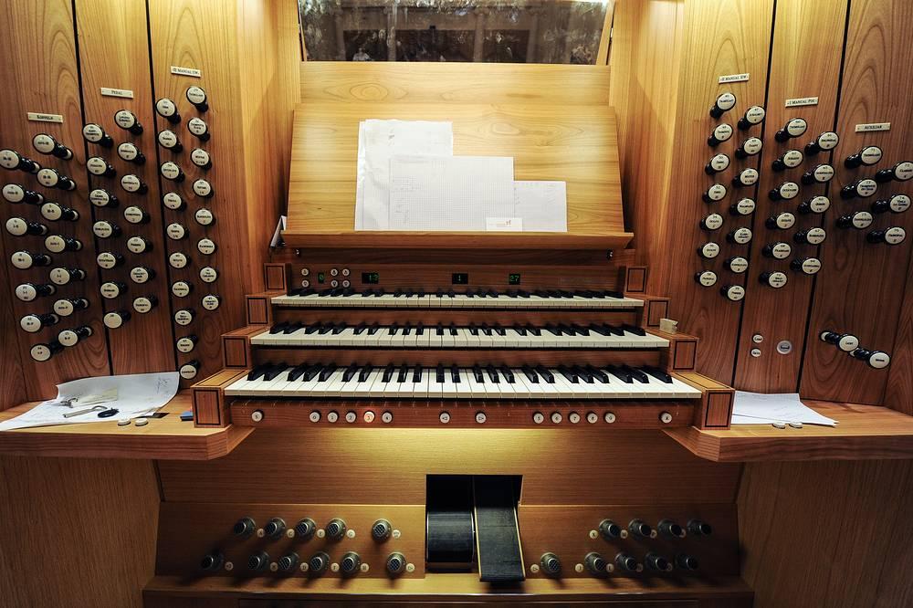 Сезон органной музыки откроется в филармонии 4 октября 2014 года