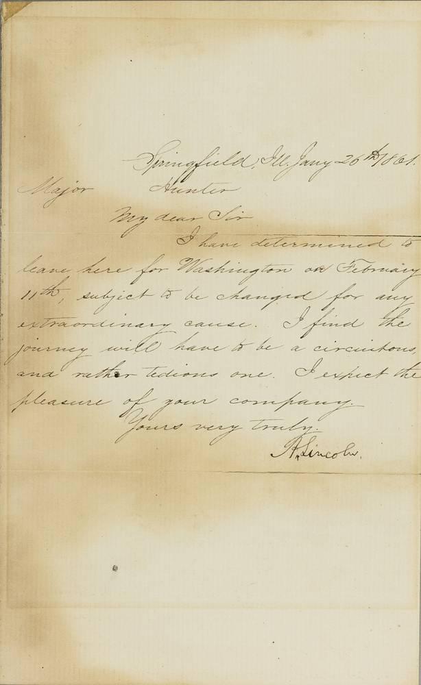 """Одно из самых дорогих посланий - письмо Авраама Линкольна, написанное в 1864 году в ответ на прошение 195 детей об отмене рабства. В 2008 году письмо было продано на аукционе """"Сотбис"""" за $3,4 млн"""