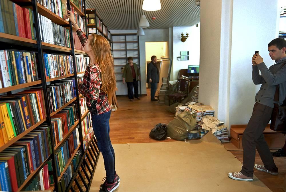 Библиотека №171 имени 1 Мая