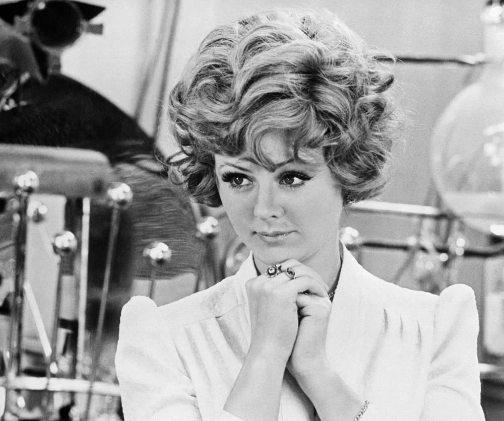 Актриса театра и кино Наталья Селезнева, выпускница Щукинского училища 1966 года