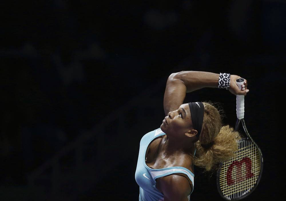 Уильямс в пятый раз выиграла итоговый турнир WTA в одиночном разряде