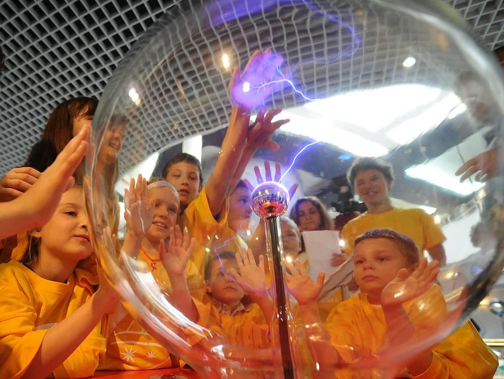 Открытие Московского планетария состоялось 12 июня 2011 года