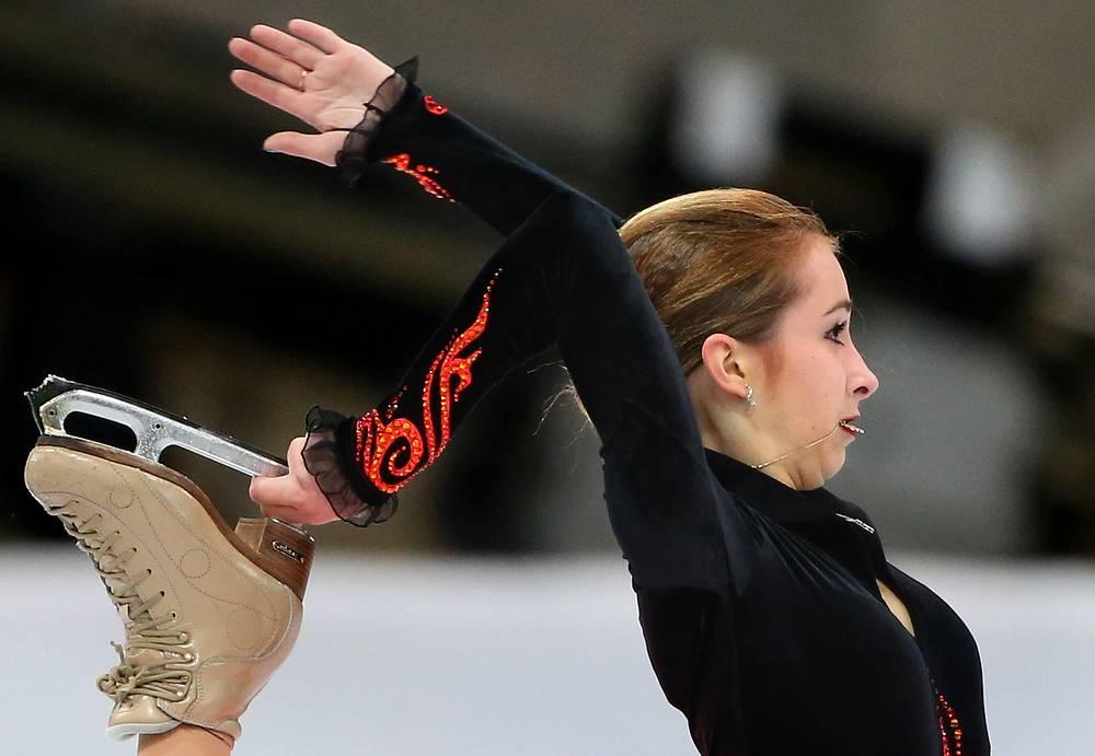 Спортсменка призналась, что соревнования дались ей легче, чем она ожидала.