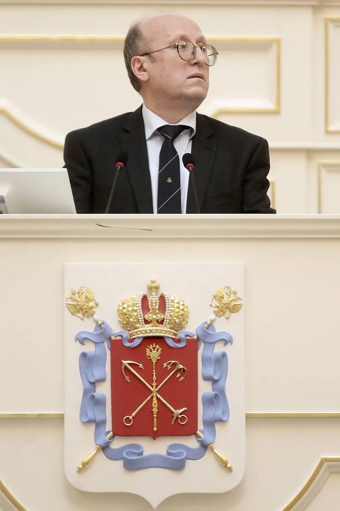 Вице-губернатор Михаил Мокрецов