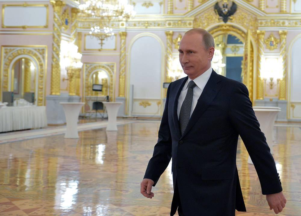 Глава государства поблагодарил всех россиян за поддержку и солидарность в судьбоносные моменты, когда решается будущее страны