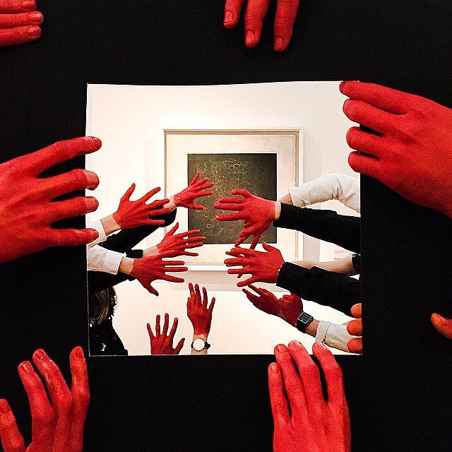 """""""Черный квадрат"""" Малевича - одна из самых известных картин Третьяковки - идеален для Instagram, куда можно выкладывать только квадратные фотографии"""