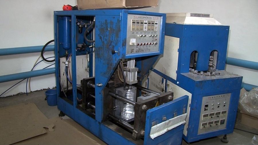 Оборудование, использовавшееся для производства контрафакта
