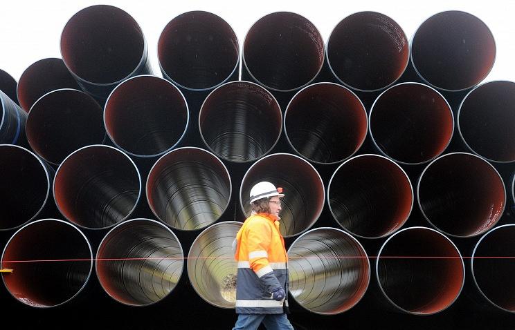 """Глава """"Газпрома"""" Алексей Миллер заявил 14 января, что """"Турецкий поток"""" будет единственным маршрутом для будущих поставок 63 млрд кубометров российского газа, идущих сейчас транзитом через Украину"""