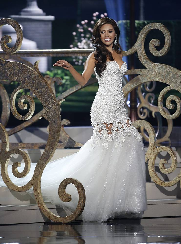 Мисс Филиппины Мари-Жан Ластимоса