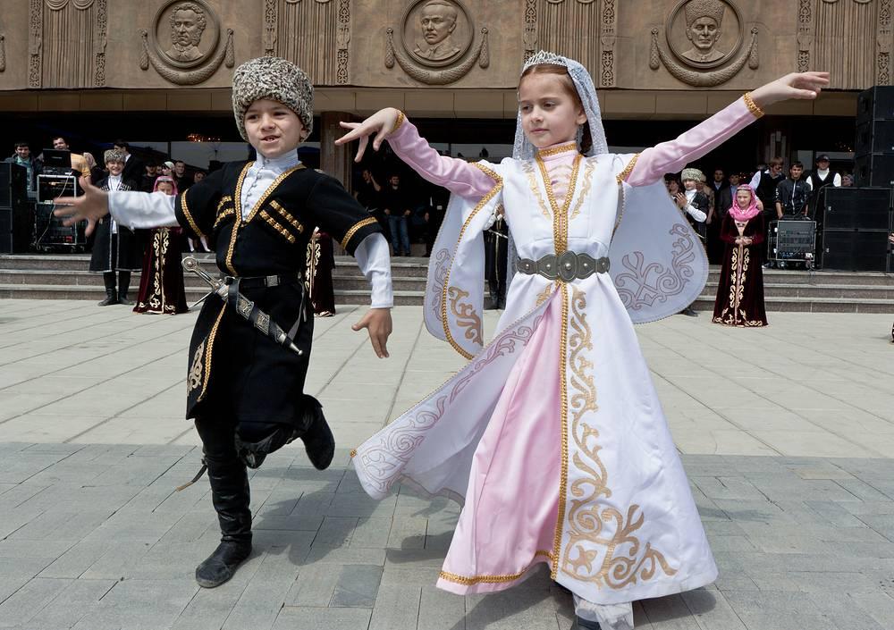 1,04% опрошенных в ходе переписи назвали себя чеченцами