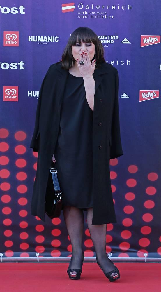 Представительница Франции Лиза Анжелл