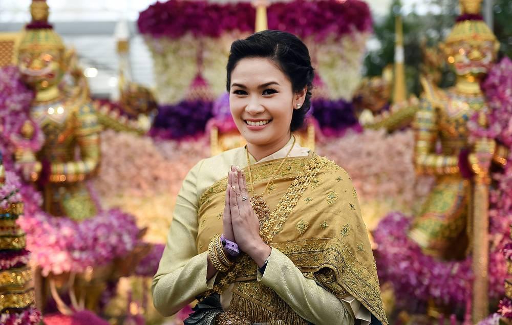 Таиландский павильон