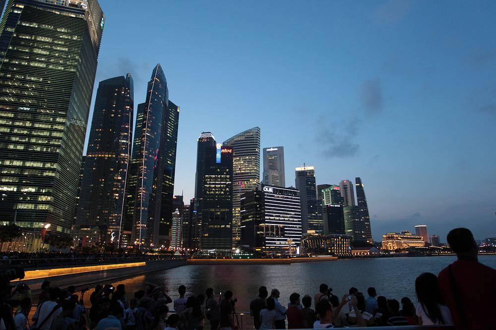 Четвертое место - Сингапур